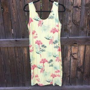 NWT Yellow Bungalow Brand Dress